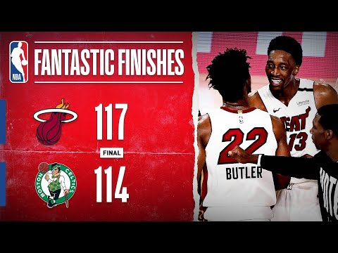 👀 Fantastic Game 1 Finish As The Heat Outlast The Celtics In OT THRILLER!