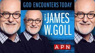 James Goll Shares a Must-Hear Spiritual Warfare Encounter | Awakening Podcast Network