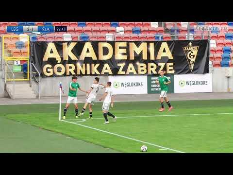 [SKRÓT] Legia Warszawa - Śląsk Wrocław 2:3