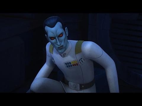 Star Wars Rebels - Season 3 Finale Reaction