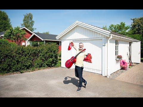 Mer dans åt folket = mer plats i Tonys garage! Sälj på Blocket nu.