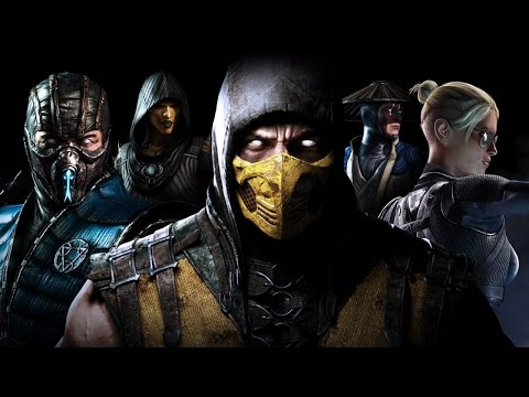 Mortal Kombat X PC Custom Skins Collection Showcase - UCx6WF5OALA_HjDGY2HQtFIA