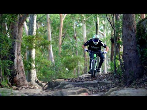 Jack Moir: MTB trail action.    DT Swiss