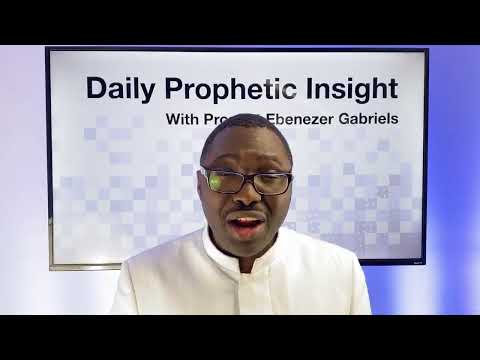 The weapon of praise is a double-sided sword, worshipper's beware! Aug 6th, 2020 Prophetic Insight