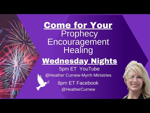 HEALING GLORY SERVICE LIVE Mar3 RECEIVE Healing Prophecy Signs & Wonders  STRONG Anointing on rerun!