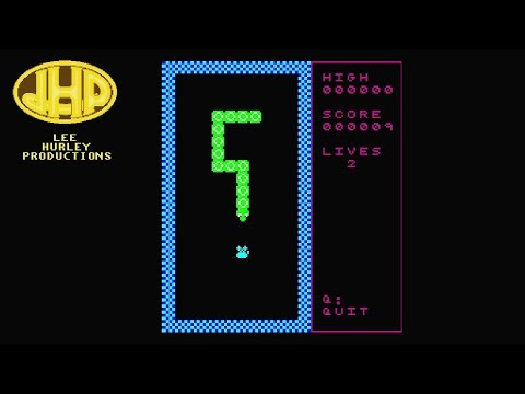 LHP Snake (2018) | Amiga | Homebrew World