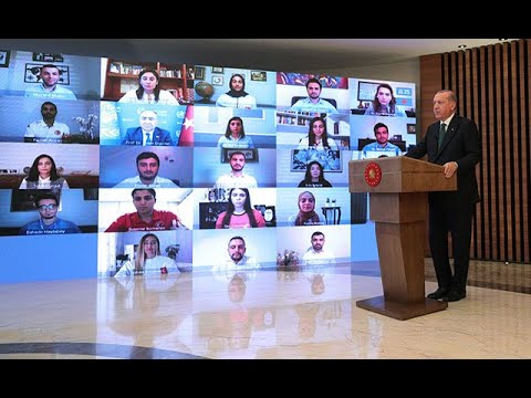 Cumhurbaşkanı Erdoğan: Eğlence mekanları ve nargile kafeler bir süre daha kapalı kalacak
