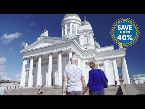 Save up to 40% on your autumn/winter holiday with Fred. Olsen's Warmer Cruising offers