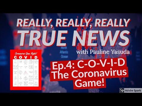 C-O-V-I-D: The Coronavirus Game!