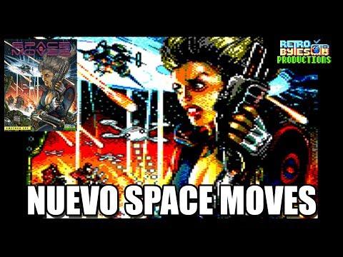 SPACE MOVES AMSTRAD CPC RETROBYTES