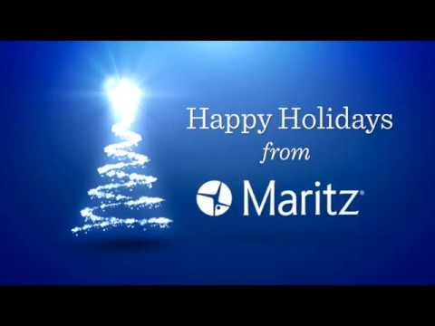 Maritz Holiday Lights