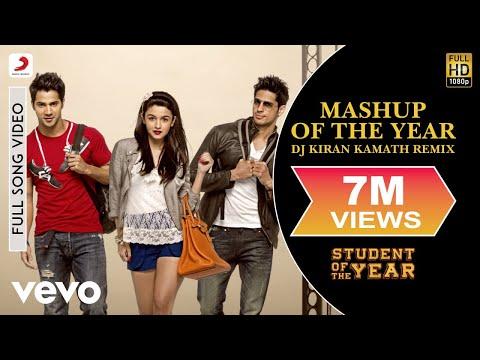 Mashup of the Year - Remix | Student of the Year | Alia | Varun Dhawan - UC3MLnJtqc_phABBriLRhtgQ