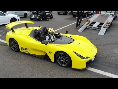 Dallara Stradale: E' una Belva da Trackday! ? [Test in Pista]
