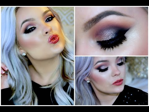 New Years Eve Makeup Tutorial - UCzSDoNx_-X3feYnwEP0rG_w