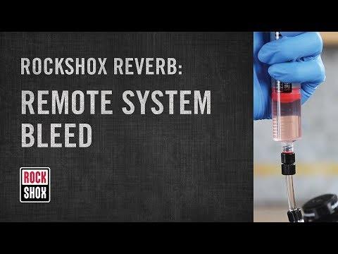 RockShox: Reverb B1 Remote System Bleed
