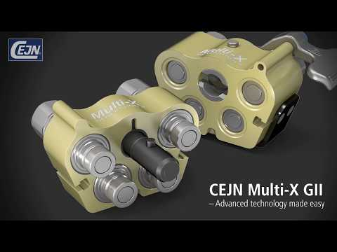 Multi-X GII - Hydraulic Multi-Connector