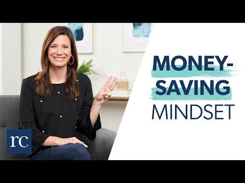 3 Ways to Develop a Money-Saving Mindset