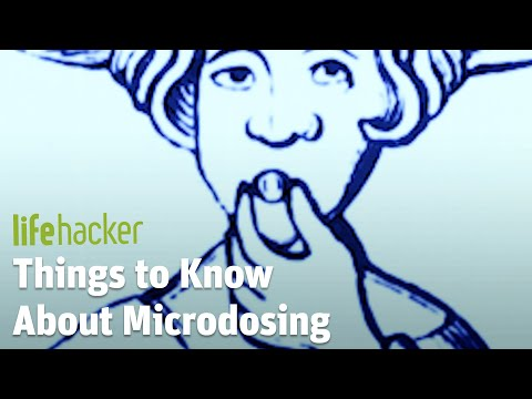 Things to Know About Microdosing