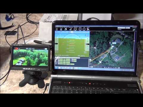 Demonstrating my hexcopter with APM 2.6 and autonomous flight - UCwCFra2KKDdmgowL_pSrDVg