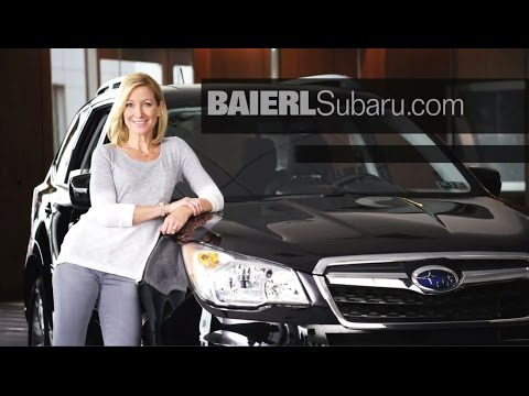 The Amazing SUV Super Sale at BAIERL Subaru