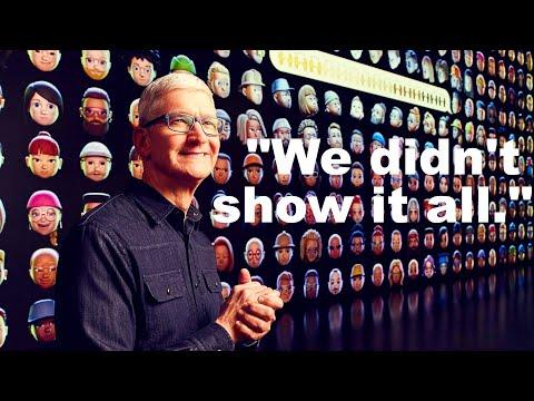 WWDC 2021: Apple held back
