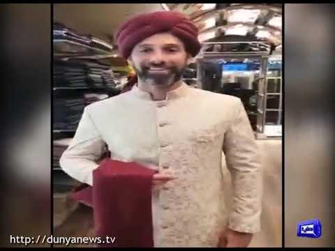 Grant Elliot Wearing Sherwani And Said 'Meri Shadi Karwa Do'