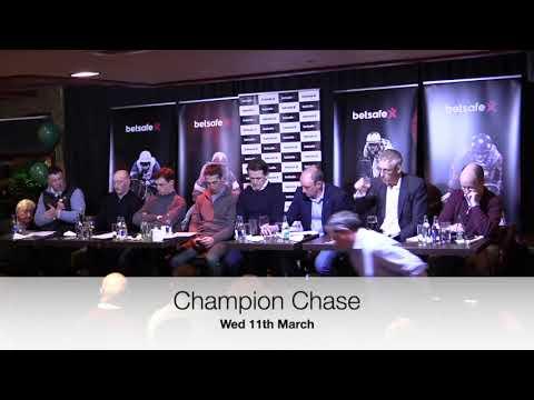 Cheltenham Champion Chase | Betsafe Preview Night Dublin | Cheltenham Festival 2020