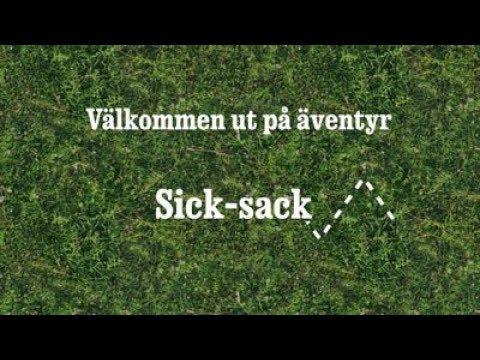 Välkommen ut - Sick sack