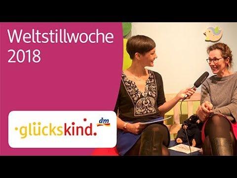 Hebamme Kerstin Lüking zur Weltstillwoche 2018 – glückskind von dm