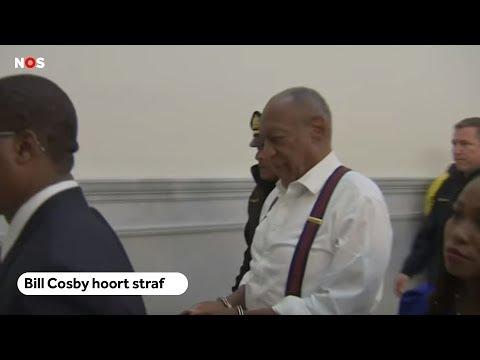 BILL COSBY: Minstens 3 jaar de cel voor misbruik