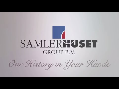 Our History in your Hands: Samlerhuset Reception 2018