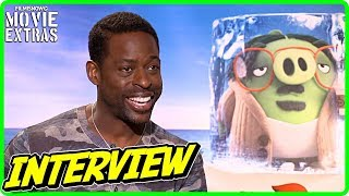 THE ANGRY BIRDS MOVIE 2 | Sterling K.Brown talks about the movie - Official Interview