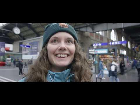 Powder Express – en tågburen skidresa från Sverige till Schweiz