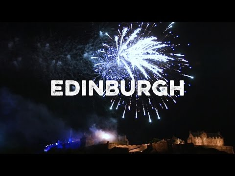 City Snapshot:  Edinburgh in Summer