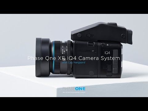 Phase One XF IQ4 Camera System with Lau Nørgaard  | Phase One