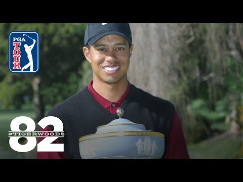 Tiger Woods wins 2004 WGC-Accenture Match Play Championship Chasing 82