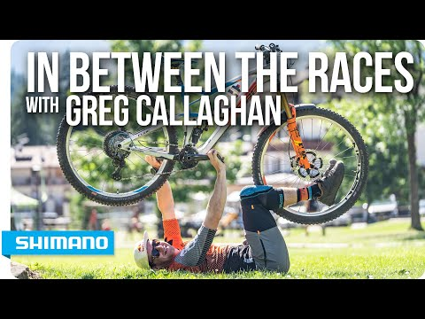 In Between The Races with Greg Callaghan | SHIMANO