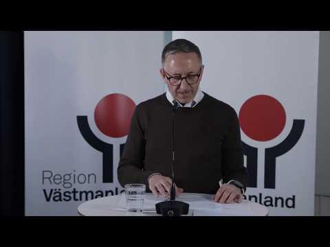 Pressträff med Kollektivtrafikförvaltningen/VL 2020-04-07