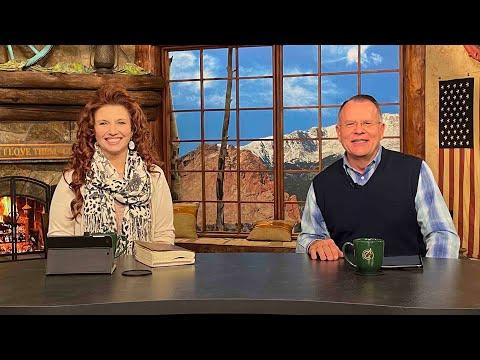 Charis Daily Live Bible Study: Daniel Amstutz - February 18, 2021