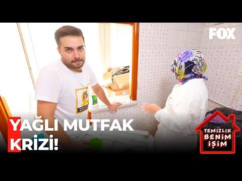 Büşra Hanım Gözyaşlarına Hakim Olamadı - Temizlik Benim İşim 220. Bölüm