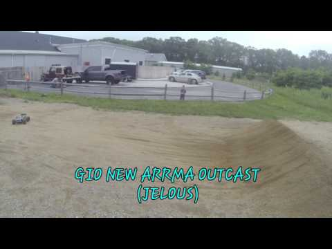 FATHERS DAY BASH WITH MY SON WITH THE TEKNO R.C. MT410 & THE ARRMA OUTCAST - UCQmw0b9fXhrrPrj0rjPC1Bg