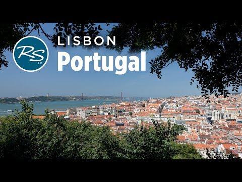 Lisbon, Portugal: Old World Neighborhoods - Rick Steves' Europe Travel Guide - Travel Bite
