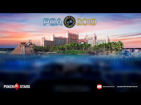 PCA Main Event, Day 3 (Cards-Up)