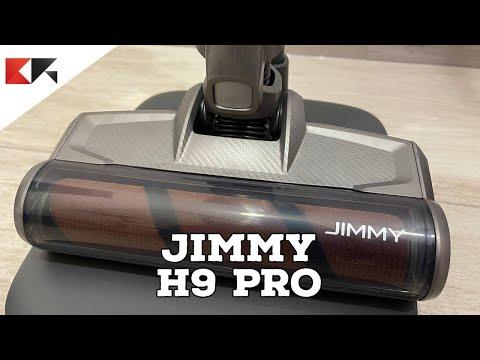 JIMMY H9 PRO: il miglior aspirapolvere s …