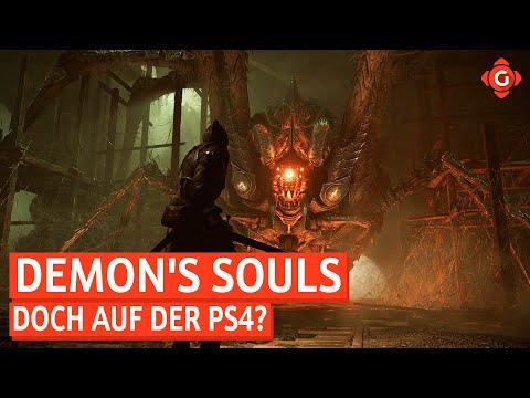 Demon's Souls: Kommt es für PS4? F1 2021: Neuer Einblick von Codemasters! | GW-NEWS