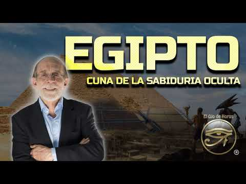 Enrique de Vicente – Egipto: Cuna de la sabiduría oculta