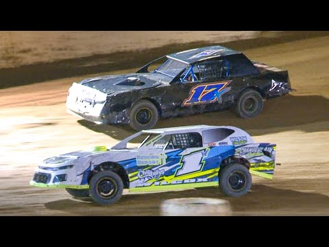Pure Stock Feature | Bradford Speedway | 8-15-21 - dirt track racing video image