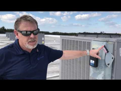 Wireless Temperature Monitoring - Delta T Environmental Housing Install