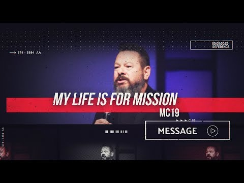 March 9th - DestinyYUMA - My Life is for Mission