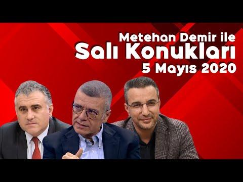 Metehan Demir'in Salı Konukları - 5 Mayıs 2020 - Ragıp Kutay Karaca - Murat Ferman - Ferhat Ünlü